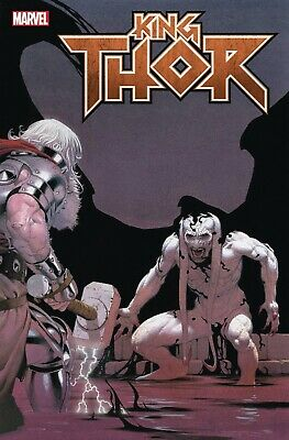 King Thor #3 (Of 4) Marvel Comics   Free Shipping