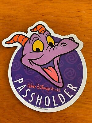 Walt Disney World AP Magnet - Festival Of The Arts Figment