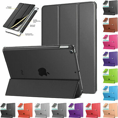 Magnetic Smart Stand Case For Apple iPad Pro 9.7 2017/2018 Air 1, 2 Screen Cover