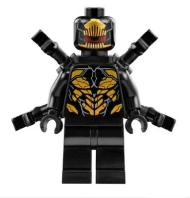 Legol Marvel Avengers Infinity War End Game Outrider Minifigure Minifig