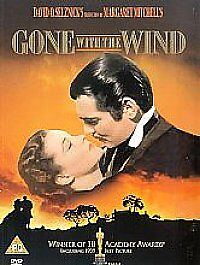 Gone With The Wind. DVD Fantastic Bargain **1p**