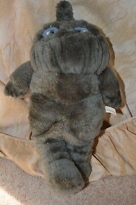 "Neverending Story III Plush Toy Felsen-beisser Junior Rare 14.5"" inches tall"