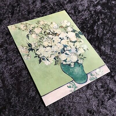 Van Gogh note card bundle with Fancy Frames and Magnified paper weight