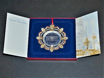 2002 White House Historical Association Annual Christmas Ornament