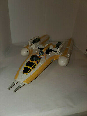 Y-Wing Bomber Fighter 2009 STAR WARS The Clone Wars TCW MIB #2