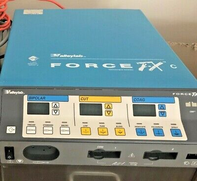 Electrosurgery, Valley Lab    Force FXc   Tested and good working condition