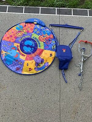 Jolly Jumper And Musical Mat Is Included