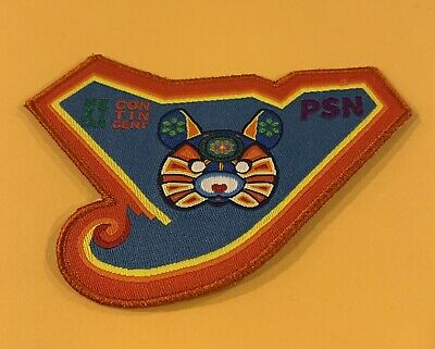 24th World Scout Jamboree 2019 MEXICO Contingent Official PATCH /  PSN BADGE