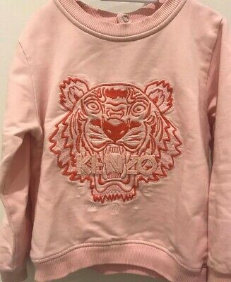 Kenzo Kids tiger sweater size 3 - excellent condition