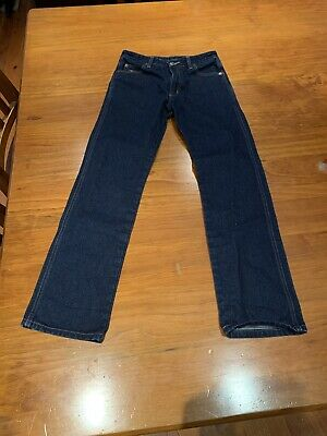 RM Williams Colts& Fillies Jeans As New Condition Size 14