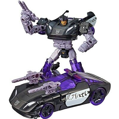 TRANSFORMERS Generations War for Cybertron Siege Deluxe Barricade ACTION FIGURE
