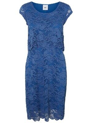 mamalicious Lace Nursing Dress Xs
