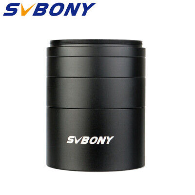 "SVBONY 2""/M48-Extension Tube Kits 5mm 10mm 15mm 30mm for Solving Spacing Problem"