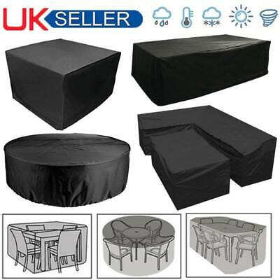 Waterproof Garden Patio Furniture Set Covers Cover For Outdoor Rattan Table Cube