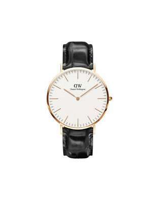 Orologio da polso uomo Daniel Wellington DW00100014 Classic Reading Rose Gold 40