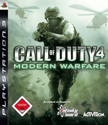 Call of Duty ~ Modern Warfare 4 - PS3 (PlayStation 3)