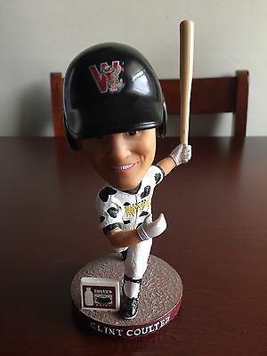 Clint Coulter MiLB Timber Rattlers Bobblehead