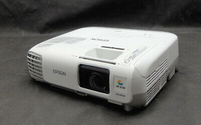 Epson EB-X20 XGA/HDMI LCD Projector - Projects Good Image - Lamp 3700 hrs