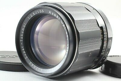 【EXC+5】Asahi Pentax Super Takumar 105mm f/2.8 MF Telephoto Lens From Japan #54