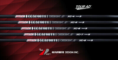 Light Weight Shaft from JAPAN GRAPHITE DESIGN GOLF JAPAN Tour AD XC-4  R2