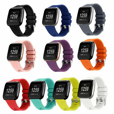 For Fitbit Versa Strap Band Wristband Watch Replacement Bracelet Accessories UK
