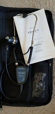 Cardionics E-Scope Electronic Stethoscope 718-7700