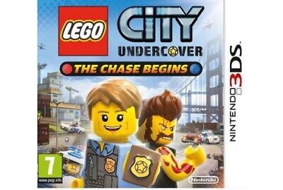 Nintendo Lego City Undercover: The Chase Begins, (Nintendo Selection) 3DS ITA