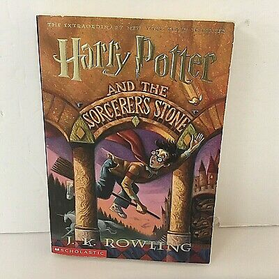 Harry Potter and the Sorcerer's Stone by Rowling, J. K.