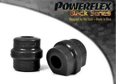 PFF50-603-23.5BLK Powerflex Front Anti Roll Bar Bushes 23.5mm BLACK (2 in Box)