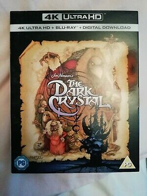 The Dark Crystal 4K Uhd Blu Ray And Digital Download