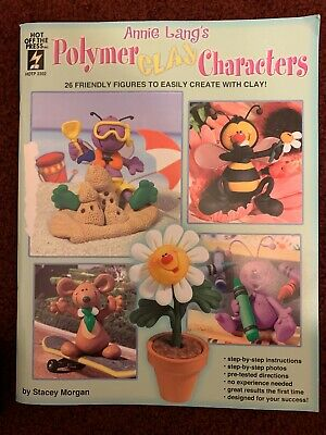 Annie Langs Polymer Clay Characters Stacey Morgan