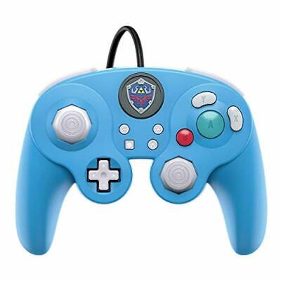 Nintendo Switch Legend of Zelda Link GameCube Style Wired Fight Pad Pro Controll