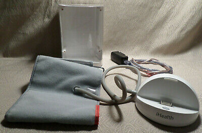 iHEALTH BP3 BLOOD PRESSURE DOCK FOR IPOD TOUCH, I PHONE, AND IPAD BP3