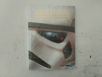 Guide Stratégique officiel du jeu Star Wars battlefront collector FR NEUF/NEW