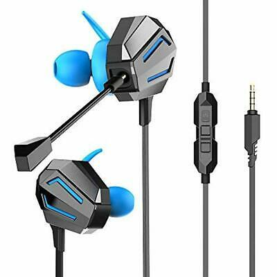 VersionTECH. Stereo Gaming Headset,in Ear Wired Headphones Earbuds with Dual M