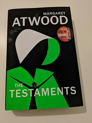 The Testaments by Margaret Atwood HB brand new 1st Edition