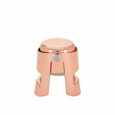 Twine: Copper Plated Champagne Stopper