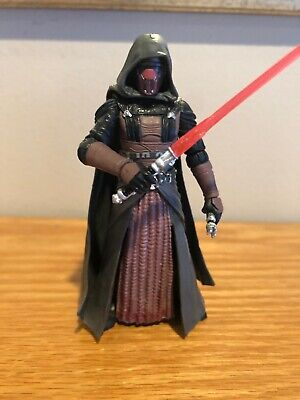 Darth Revan 2007 Star Wars 30th Anniversary Collection MOC #34