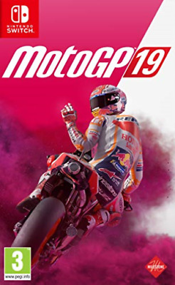 Software - Nintendo Switch-Motogp 19 GAME NEUF