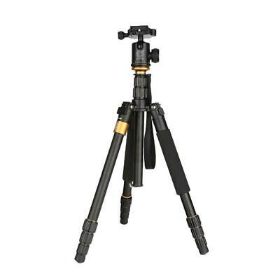 Q999S Professional Portable Aluminium Camera Tripod with Monopod Ball Head #gib