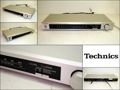 TECHNICS ST-Z15 AM FM Stereo Tuner (Made in Japan)
