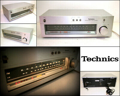 TECHNICS ST-8044 Active Servo AM FM Stereo Tuner (Japan)