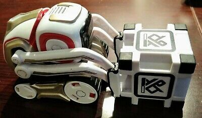 Anki Cozmo Robot Toy - White - Used but not tested - Missing Charger - STEM