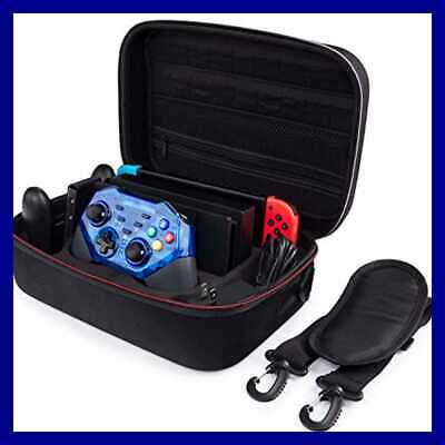 Carrying Case For Nintendo Switch Deluxe Hard Shell Travel Storage Console Dock