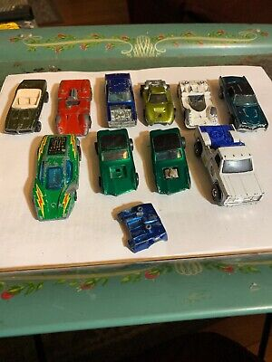 hot wheels redlines Junk Yard Lot.