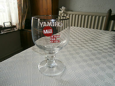 """COLLECTOR verre chimay """" MONS 2015"""""""