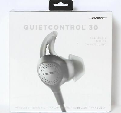 Bose Quietcontrol 30 Neckband Wireless Headphones(NEW IN BX-SEALED&UNOPENED)QC30
