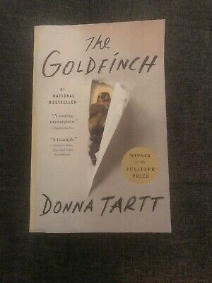 The Goldfinch by Donna Tartt (2015, Paperback) First Edition