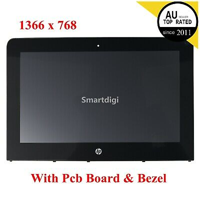LCD Screen Touch Digitizer with Frame for HP Stream x360 11-ab047TU 11-ab015TU