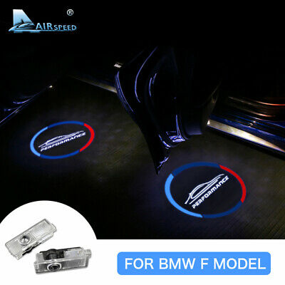 Car LED Laser Logo Ghost Shadow Door Welcome Light for BMW F20 F21 F30 F31 F10